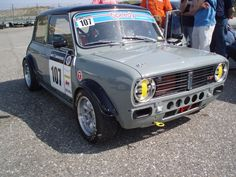 modified austin mini - Google Search