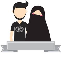 avatar kartun muslim 18