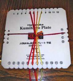 Kumihimo tutorials