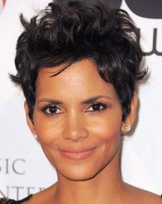 August 14, 1966 - Halle Berry an American actress and former fashion model is born in Cleveland, Ohio,