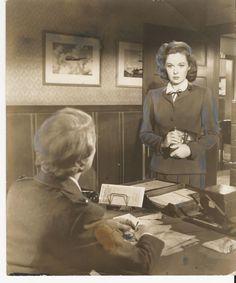 """Susan Hayward in """"My Foolish Heart"""""""