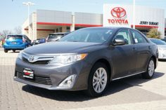 2014 Toyota Camry XLE #Toyota #Camry #Sedan #ForSale #New | #Granbury #Weatherford #FortWorth #Cleburne #Abilene #JerryDurant