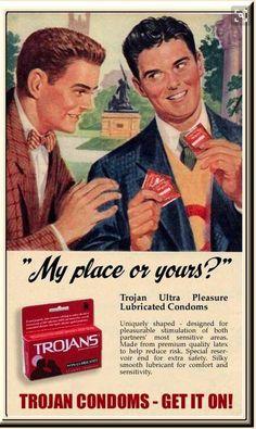 Trojan Condoms