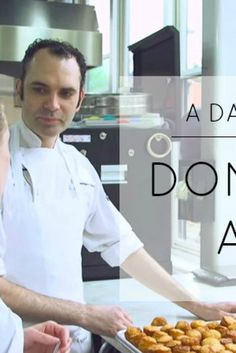 A Day In The Life Of Dominique Ansel, The Mastermind Behind The One And Only Cronut