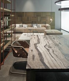 Dining tables | Tables | Soprano | HENGE | Silvia Prevedello. Check it out on Architonic