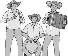 vallenato (guacharaca,caja-vallenato,accordion)