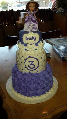 Brinleys 3rd Birthday cake!!