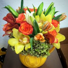 CHantal flowers