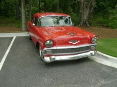 Chevrolet: Bel Air/150/210 1956 chevy bel air Check more at http://auctioncars.online/product/chevrolet-bel-air150210-1956-chevy-bel-air/