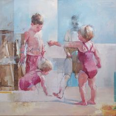 Risultati immagini per lopez baez Contemporary Paintings, Original Paintings, Artist Inspiration, Figure Painting, Painting, Body Drawing, Beautiful Paintings, Art, Multimedia Arts