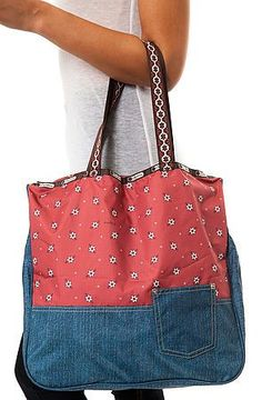 LeSportsac- Howdy Denim Bag