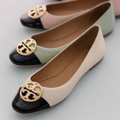 c24de538369 Chelsea Collection Shoes  Flats   Pumps With Brass Logo