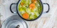 Maigrir vite: les promesses minceur de la soupe aux choux