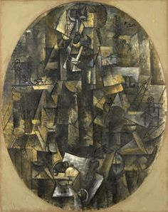 Man with a Pipe | Kimbell Art Museum Museum Of Modern Art, Art Museum, Trinidad, Pablo Picasso Artwork, Picasso Cubism, Michelangelo Paintings, Architect Table, Picasso And Braque, Cubist Paintings