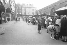old photos of st helens merseyside - Google Search Before the commencement of official street layouts in St Helens, at the beginning of the 1800s, there was no designated market area for the Saturday Market,