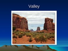 Landforms Vocabulary Powerpoint FREE