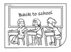 Print and colour in this picture to celebrate the friendships your children make at school!