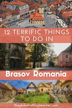12 Terrific Things to Do in Brasov, Romania - Planning a trip to Romania and have Brasov on your list? Use this guide to plan your Brasov itinerary, learn where to stay in Brasov and how to explore the surrounding Transylvania countryside. #travel #romania #brasov