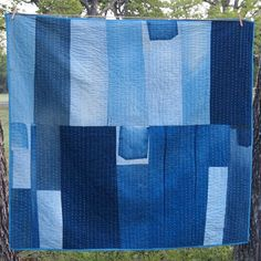 Folk Fibers by Maura Grace Ambrose. Handmade Quilts for Levi's.