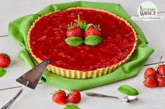 Tarta z mascarpone i truskawkami     Bezglutenowe Kuchenne Wariacje Watermelon, Pie, Fruit, Cooking, Food, Pies, Mascarpone, Torte, Kitchen