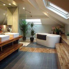 Дизайн интерьера ванной комнаты #designinteriera #интерьер #ремонт #уют #квартира #дом