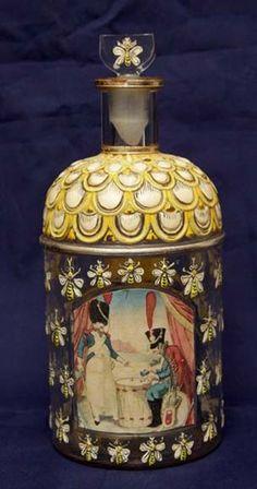 ≗ The Bee's Reverie ≗ Guerlain Bee Perfume Bottle