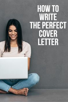 How to write the perfect cover letter to get their attention and land the job. Whether you're a new grad / young professional or a seasoned vet, these are helpful career tips you'll want to hear! Perfect Cover Letter, Best Cover Letter, Cover Letter Tips, Writing A Cover Letter, Work On Writing, Cover Letter For Resume, Cover Letters, Resume Writing Tips, Freelance Writing Jobs