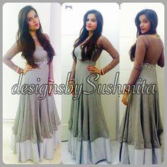 Rocking my most favourite gown ..! Simple , elegant n sexy .., dats so my style..! #indiancouture #indianfashion #indiandesigner #gown #swarowski #uk #ukpunjabi #usa #california #canada #vancouver #brampton #edmonton #australia #melbourne #sydney #dubai #uae #designer #desicouture #desifashion #desidesigner #punjabiswag #punjabidesigner #designsbysushmita #simicouturepret #fashion #couture #pret