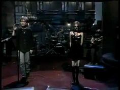 The Jesus and Mary Chain with Hope Sandoval - Sometimes Always (live on Letterman, 1994)