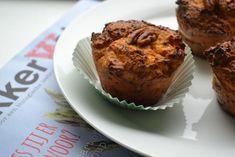 Muffins met Zoete Aardappel - Blij Suikervrij
