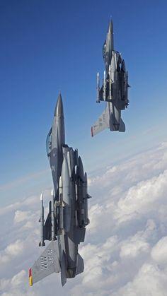 F16s vertical