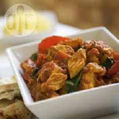 Easy slow cooker chicken curry @ allrecipes.co.uk