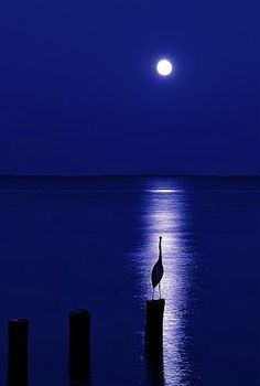 Blue Moon On Aug 31st (Greece)