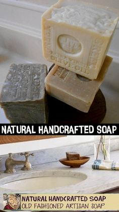 Natural Soap Greek Olive oil soap - Dead Sea mud soap for Home Bathroom Vanities - Bath Best Natural Soap, Natural Soaps, Glycerin Soap, Castile Soap, Decorative Soaps, Olive Oil Soap, Beauty Soap, Lavender Soap, Body Soap