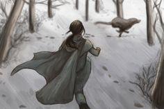 Bastard hunt. by ThereseOfTheNorth