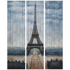 Bassett Mirror Eiffel Tower 7300-133EC