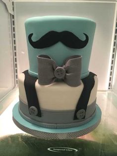 41 trendy baby boy shower cakes little man birthday parties Lil Man Baby Shower, Baby Shower Cakes For Boys, Baby Boy Cakes, Baby Shower Parties, Baby Birthday, Birthday Parties, Birthday Cake, Little Man Party, Little Man Cakes