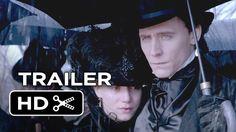Crimson Peak Official Teaser Trailer #1 (2015) - Tom Hiddleston, Jessica...