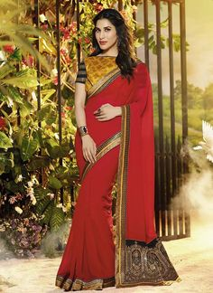 Red Wholesale Party Wear Wholesale Saree Supplier online  Grab Now @ http://www.suratwholesaleshop.com/77-Outstanding-Blue-Party-Wear-Designer-Saree-Surat-Wholesale-Shop?view=catalog  #wholesalesarees #bulksarees #designersareessupplier #onlinesarees #ethnicsarees #trendysarees #bulksupplier