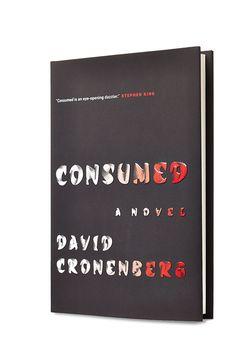 November #bookclub: Consumed by David Cronenberg book