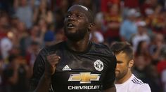 Another high profile almost-debutante scores in pre-season debut - this time #Lukaku for #MUFC.