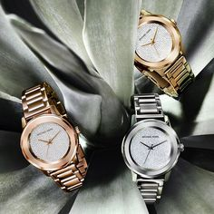 One for every mood. #PerfectTiming Micheal Kors