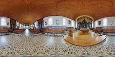 Autel de l'église de Bréhal - France © Pascal Moulin