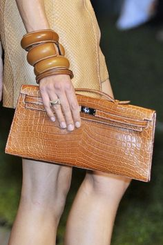 whatchathinkaboutthat:  Hermes Spring 2010