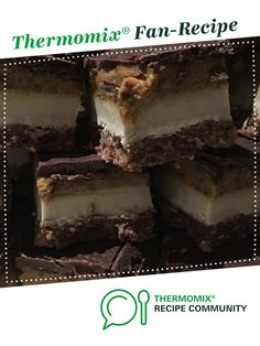 Recipe Merrymaker Sisters Raw Mars Bar Slice by Chenoa, learn to make this recipe easily in your kitchen machine and discover other Thermomix recipes in Baking - sweet. Mars Bar Slice, Cacao Beans, Raw Desserts, Recipe Community, Sisters, Baking, Sweet, Recipes, Food