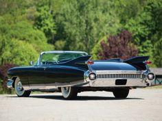 1959 Cadillac Eldorado Biarritz / Tumblr