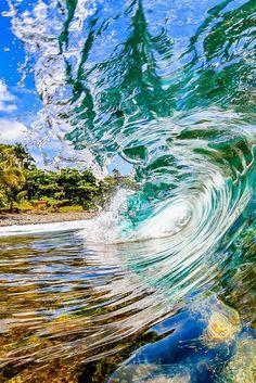 Perfect Wave #ocean #wave