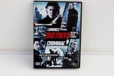LONDRES DISTRITO CRIMINAL - DVD - GABRIEL BYRNE - RUFUS SEWELL - TOBY STEPHENS
