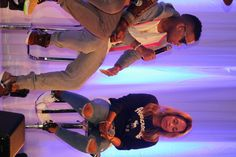 Press Conference : K.O & Bucie