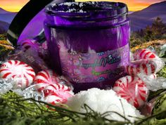 Check out this item in my Etsy shop https://www.etsy.com/listing/251393507/body-scrub-peppermint-organic